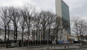 United-Nations Building