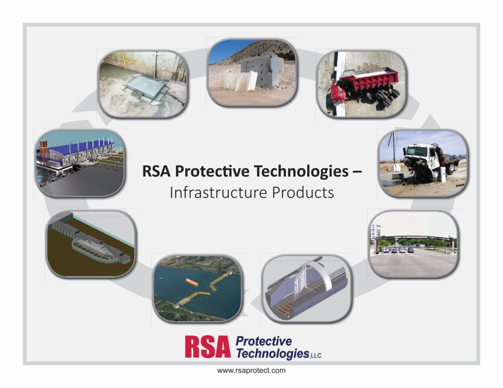 RSA Infrastructure Inventions